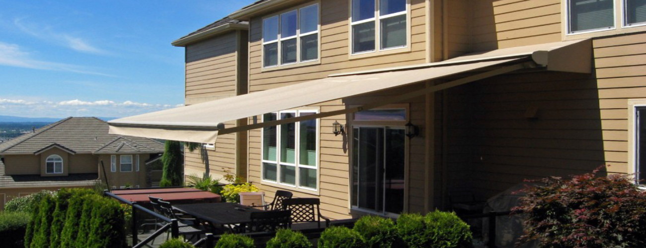 Retractable Awnings - Solar Screens - Window Awnings - Pergolas